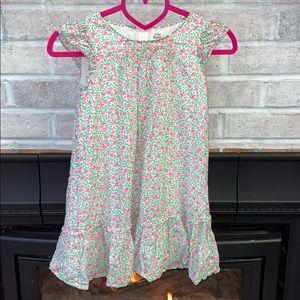 Mini Boden Floral Dress - Girls 8-9